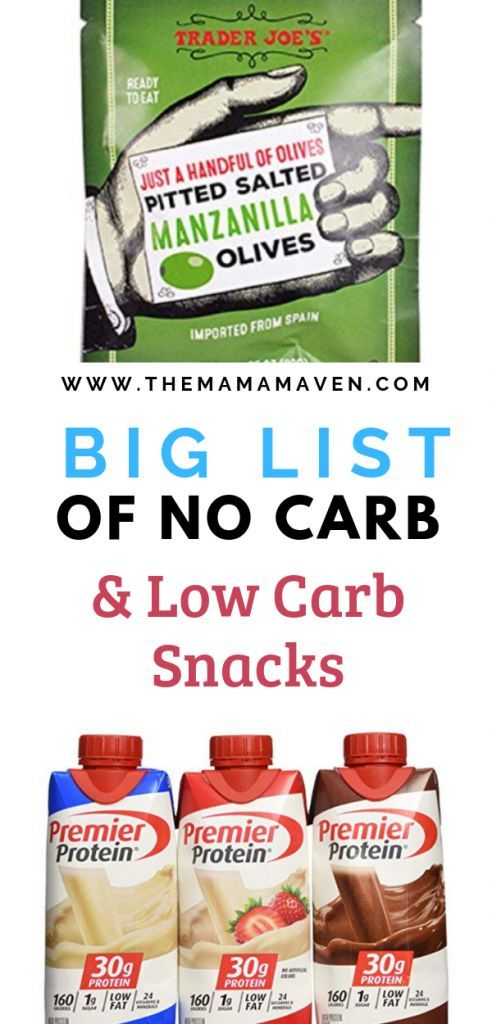 No Carb & Low Carb Snacks for Type 1 Diabetic Kids or Adults or Low Carb Eaters #type1diabetes