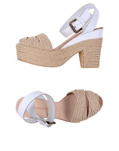 FOOTWEAR - Espadrilles Daniela Polo Discount High Quality MiTbo