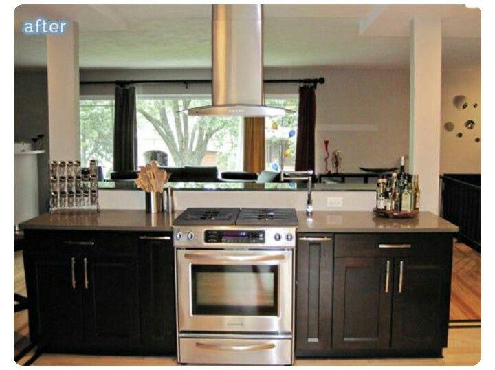 New Kitchen For The Home Kitchen Remodel Open Kitchen