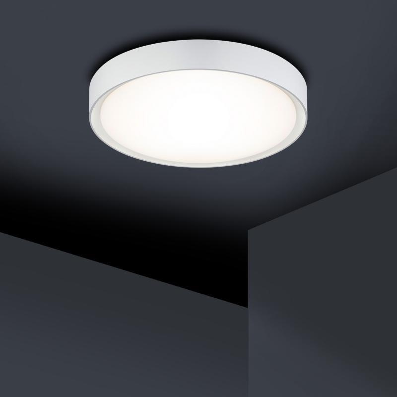 Trio Clarimo LED Deckenleuchtefr Flur Bad etc 50