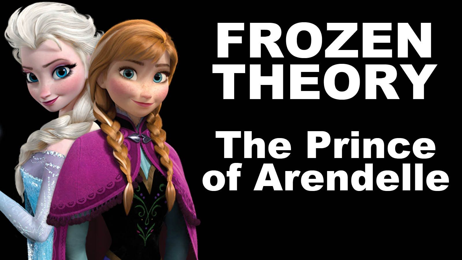 Frozen Theory The Prince Of Arendelle I Love The Super Carlin Brothers 3 They Are Awesome Frozen Theory Theories A Series Of Unfortunate Events