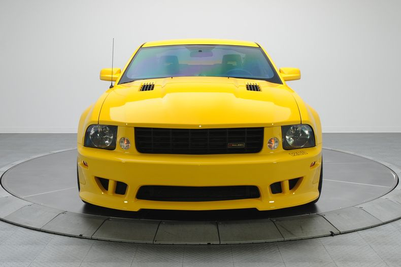 2005 Ford Saleen Mustang S281 13,287 Mile Saleen Mustang 4.6L Supercharged 5 Speed - See more at: http://www.rkmotorscharlotte.com/sales/inventory/new_arrival#!/2005-Ford-Saleen-Mustang-S281/134118/218198