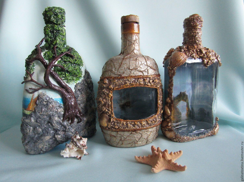 Картинки декор бутылки