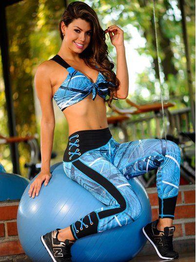 Moda Fitness, ropa deportiva CQ