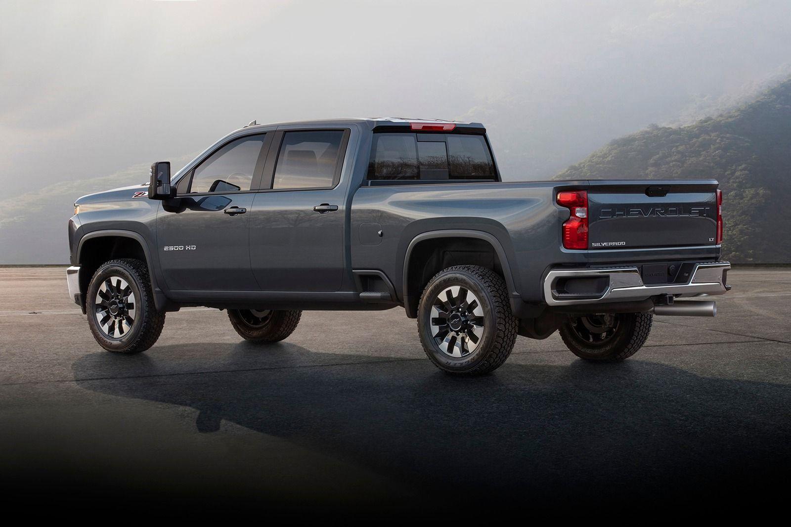 2020 Chevrolet Pickup