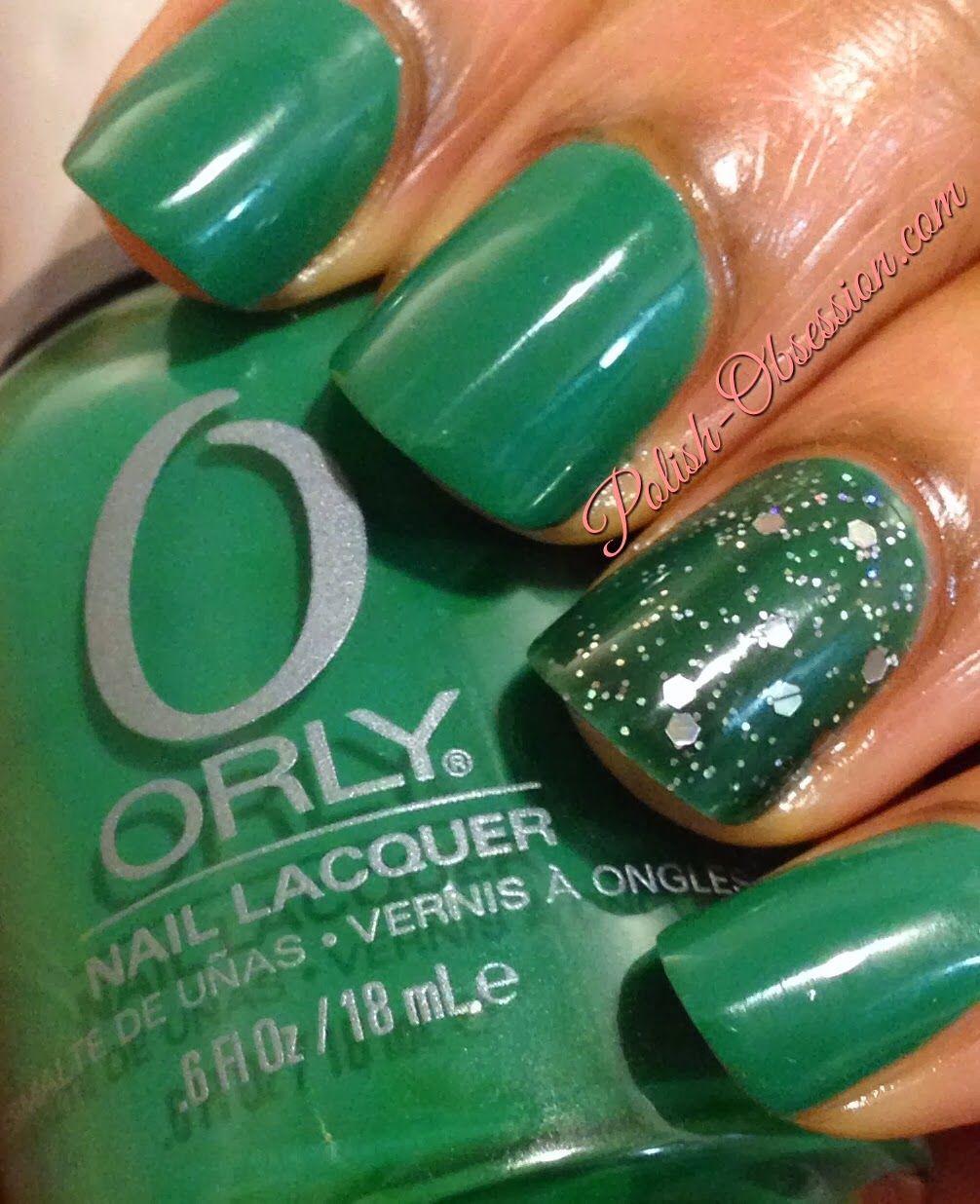 Orly - Lucky Duck | Fingernails - Ideas | Pinterest