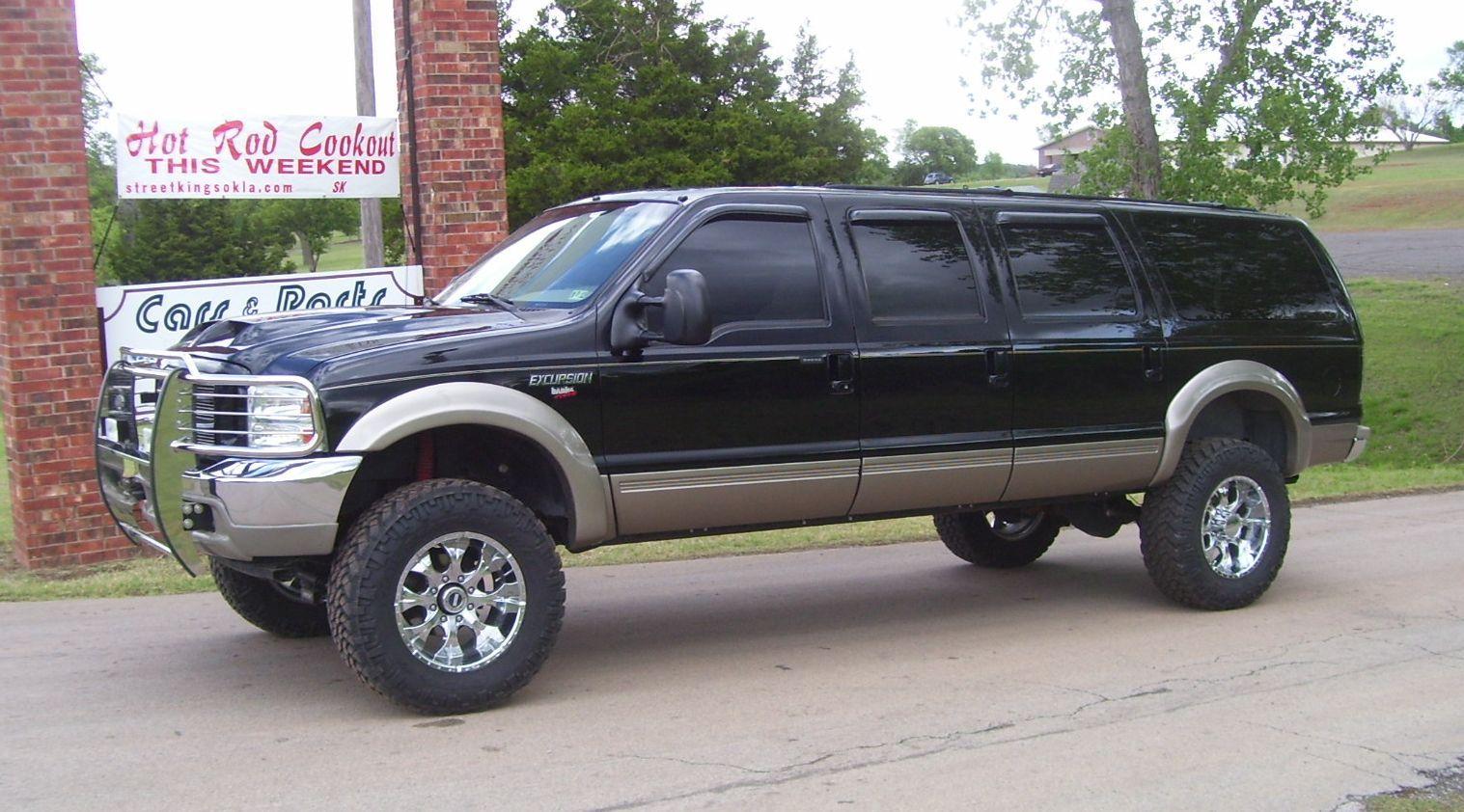 Six Door Excursion & Six Door Excursion | Vehicles | Pinterest | Vehicle Tractor and Cars