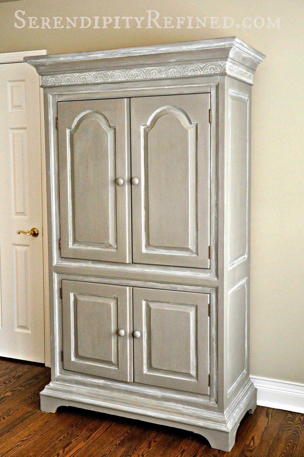 Serendipity Refined Blog Reader Painted Furniture DIY