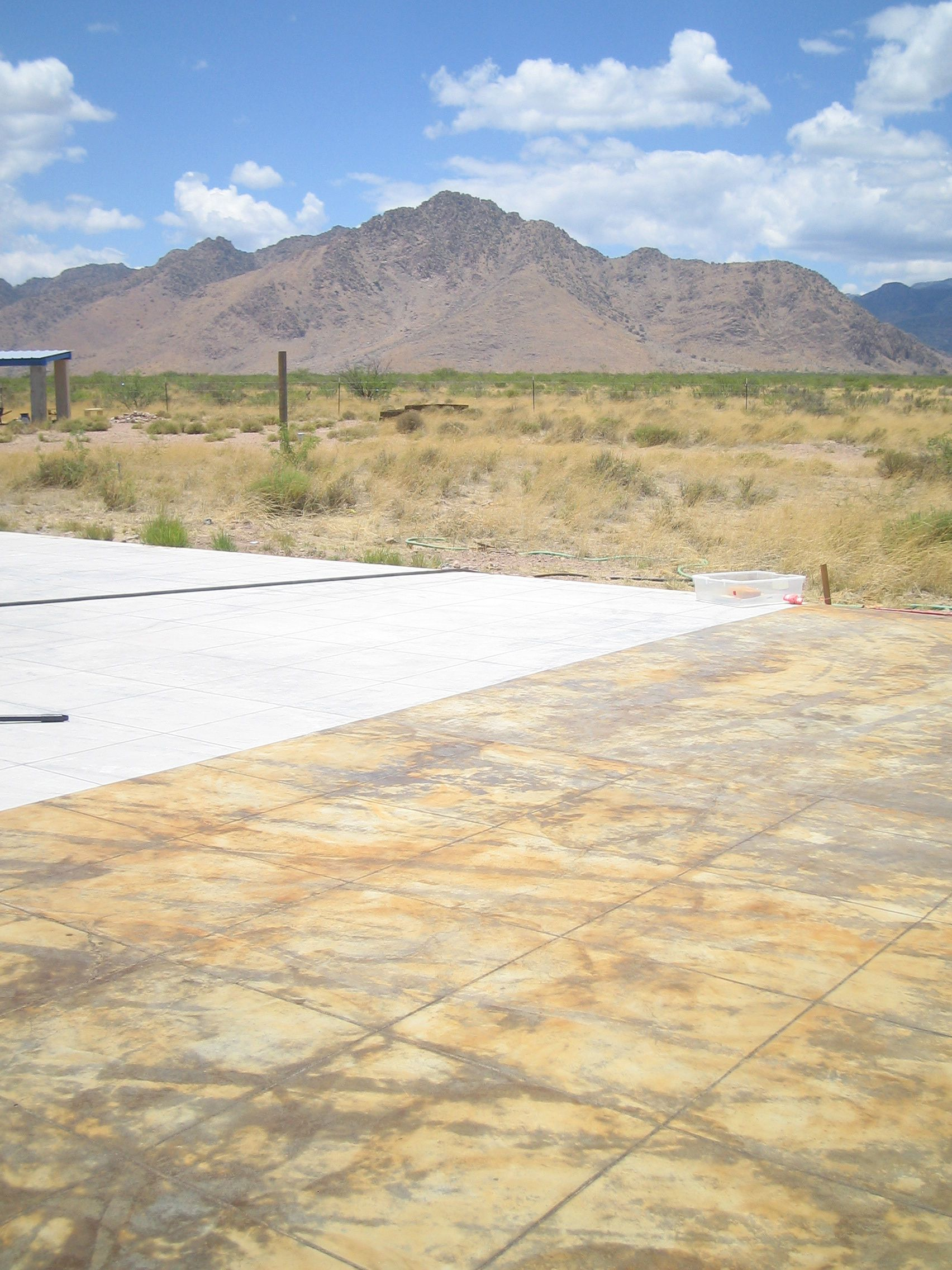 SoyCrete Concrete Stain, renewably sourced with unlimited colors to ...