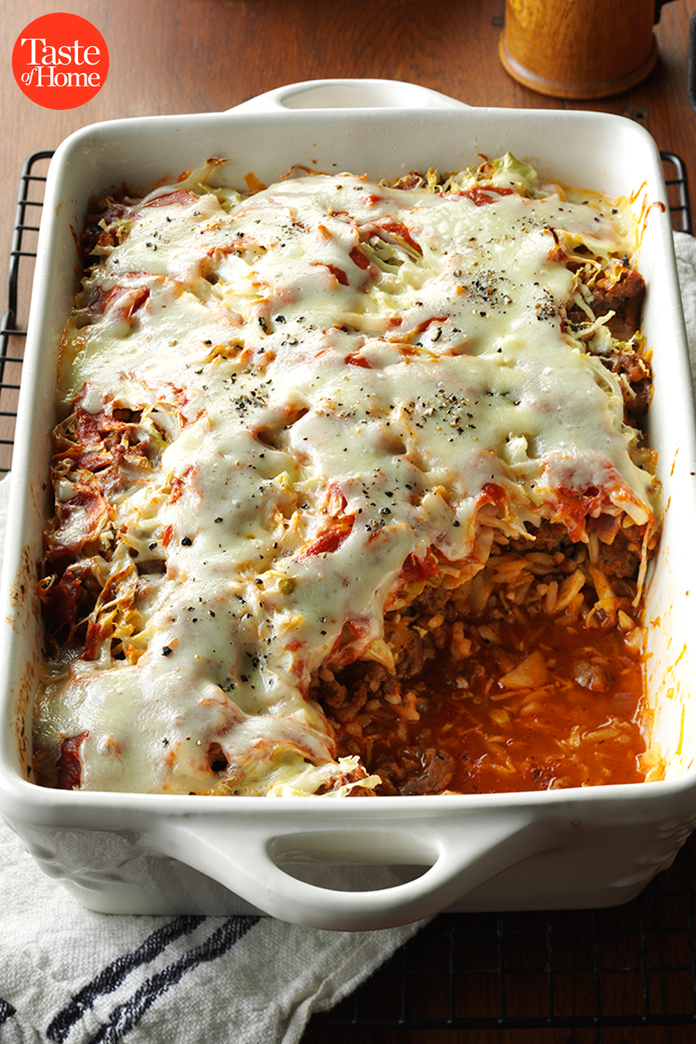 31 Casserole Recipes For March In 2020 Cabbage Roll Casserole Cabbage Rolls Ground Beef Recipes
