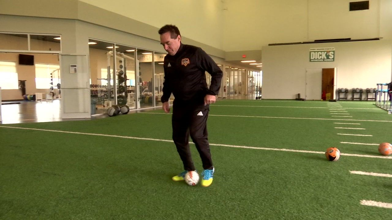 Tom Byer's 'Soccer Starts at Home' philosophy brought to Houston Dynamo's youth | Soccer, Young athletes, Philosophy