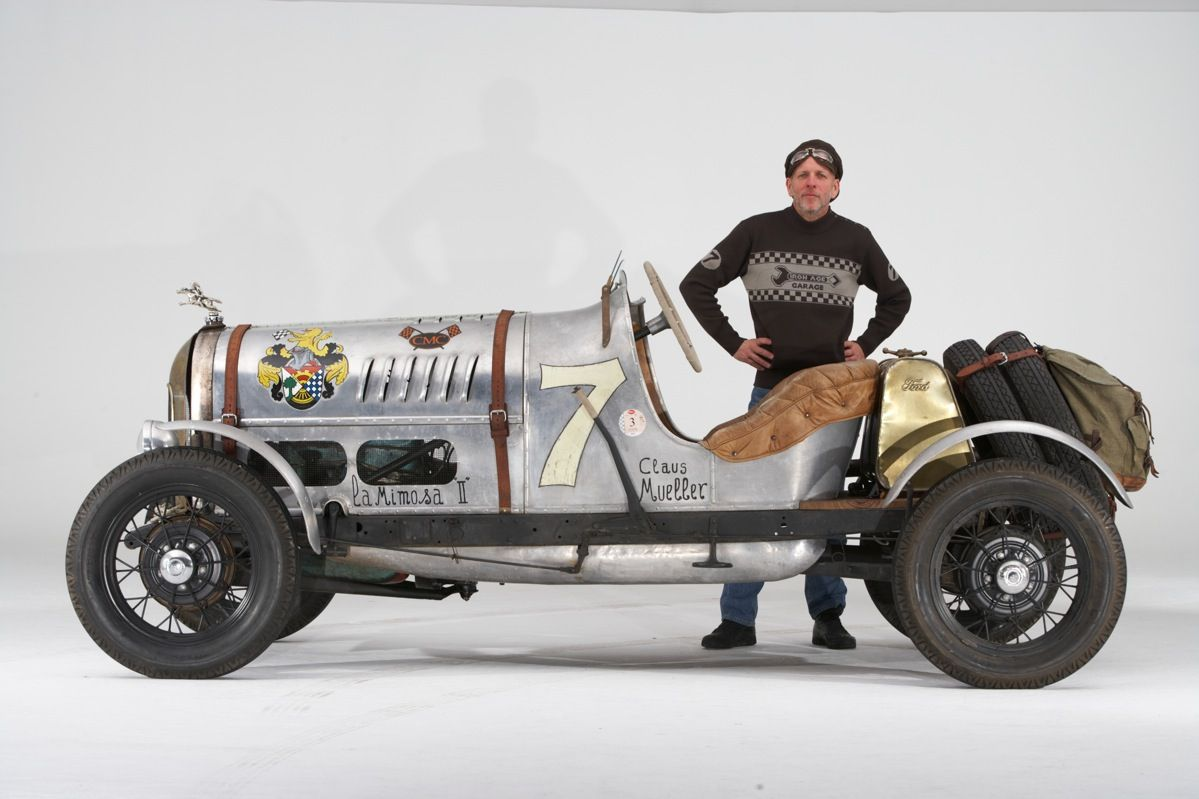Pre War Perfection : Ford Model A Speedster | Car Stories | The ...