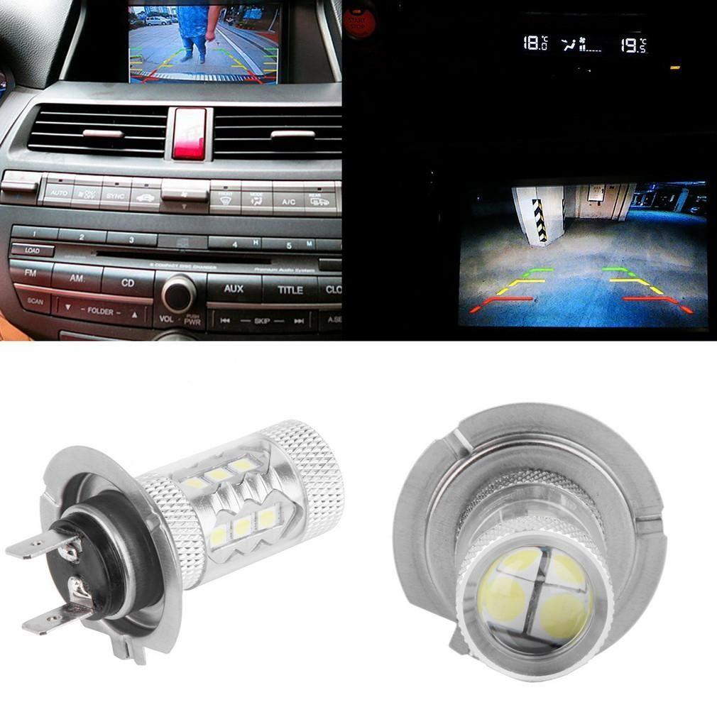 H7 80W High Power LED Car Auto Driving Fog Tail Headlight