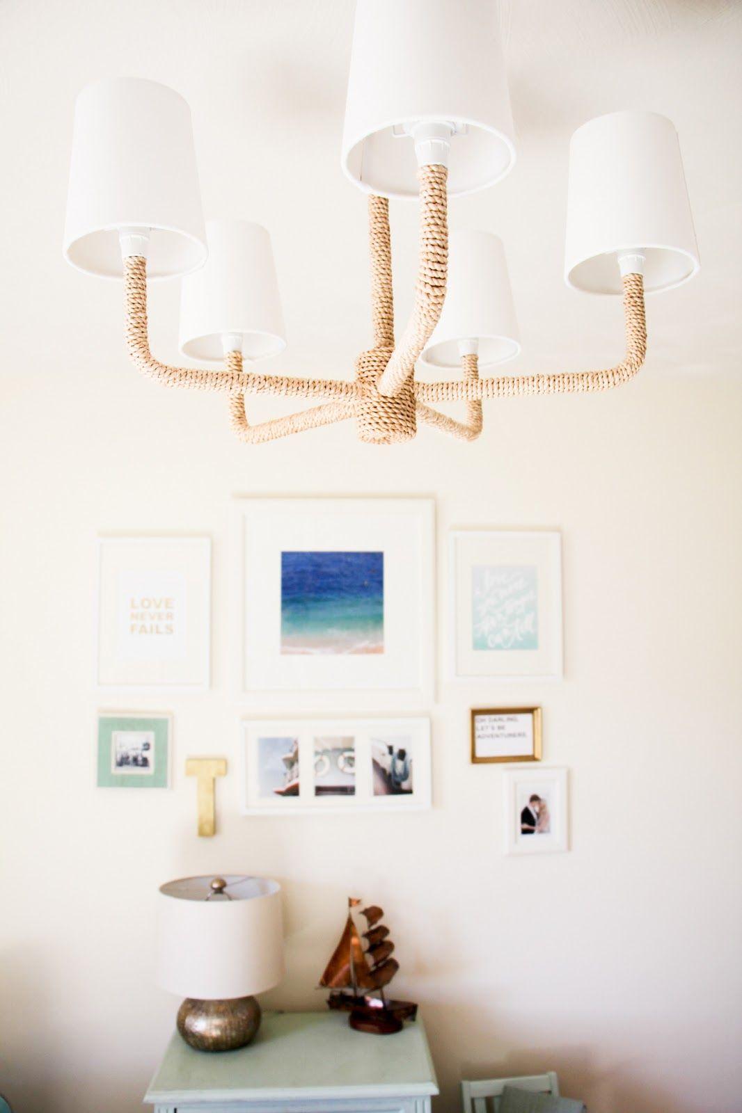 Decoraci n infantil decorar la habitaci n del beb estilo marinero ambientes infantiles - Iluminacion habitacion bebe ...
