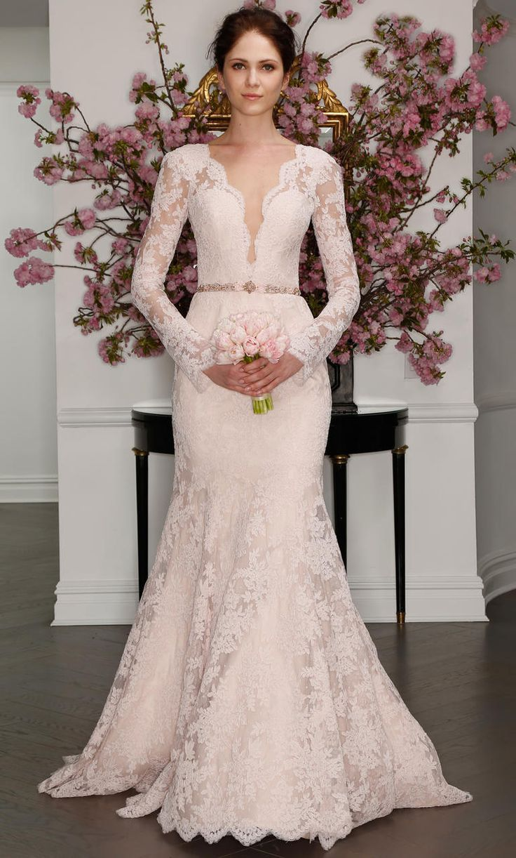 Legends by Romona Keveza Shows Timeless Wedding Dresses for Spring ...