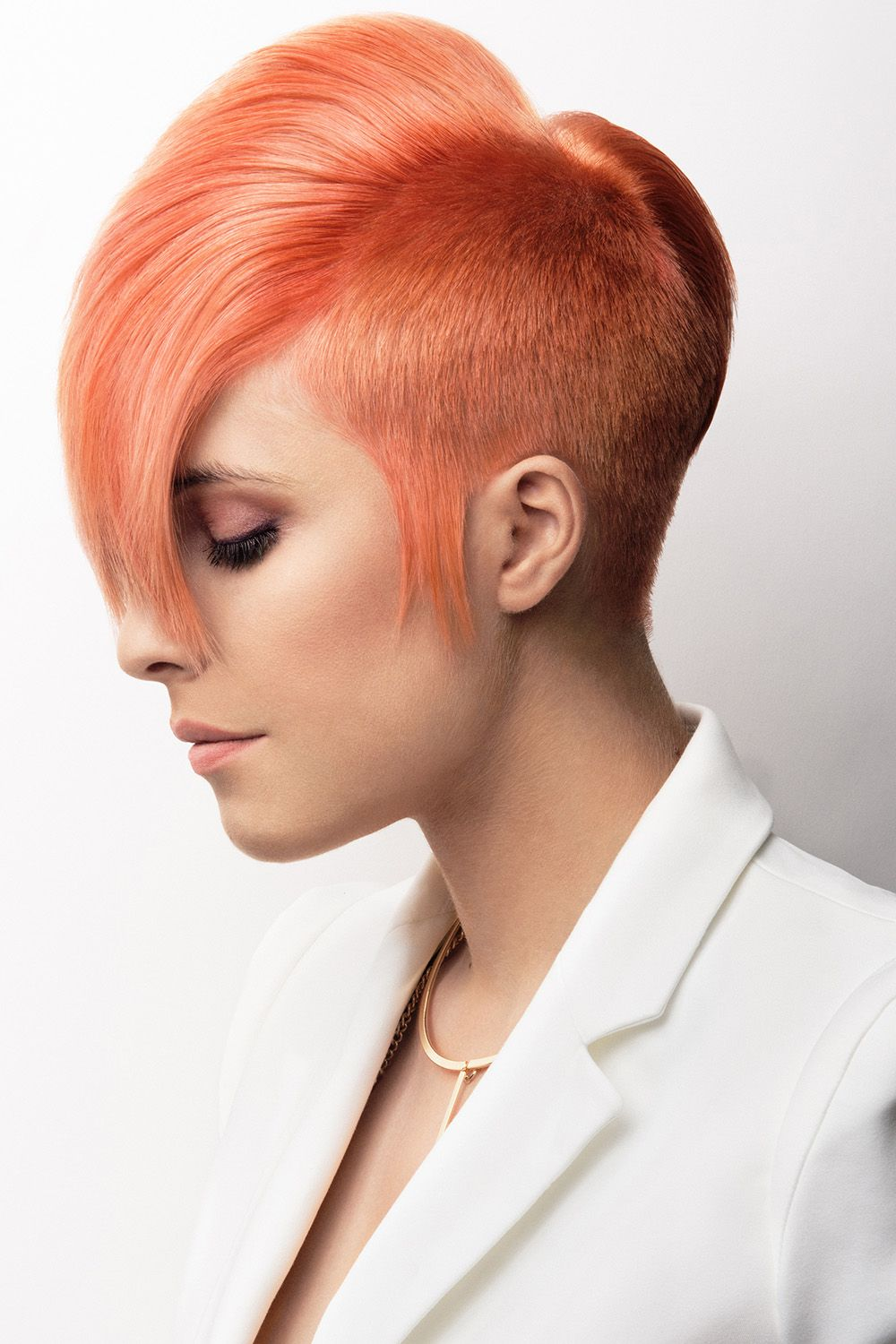 Pin by short cuts on short and funky pinterest undercut