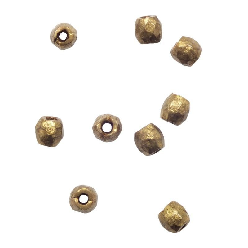 VIKING GOLD BEADS C.800-900 AD