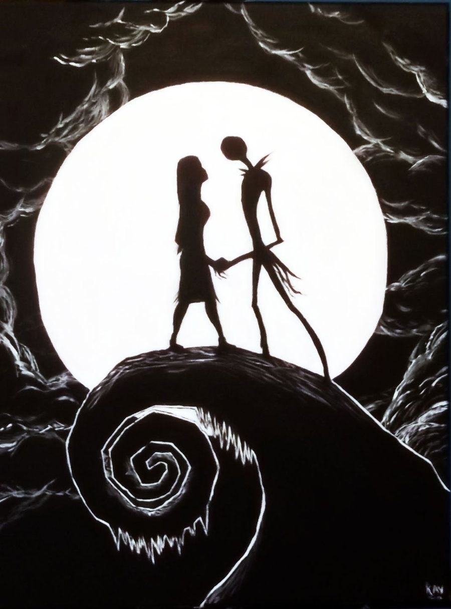 The Nightmare before Christmas--my favorite Halloween movie ever ...
