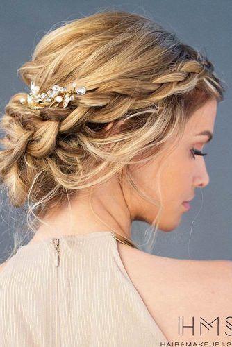 Party Hairstyle Ideas For A Big Night 2018 My Stylish Zoo Hairstyles Wedding Beauty Makeup Howto Geflochtene Frisuren Flechtfrisuren Frisur Hochgesteckt
