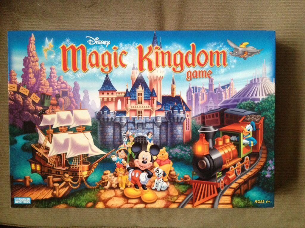 Favorite disney board games disney games disney magic