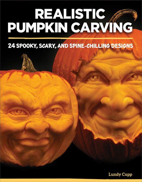 Realistic Pumpkin Carving Pumpkin Carving Realistic Pumpkins Scary Pumpkin Carving