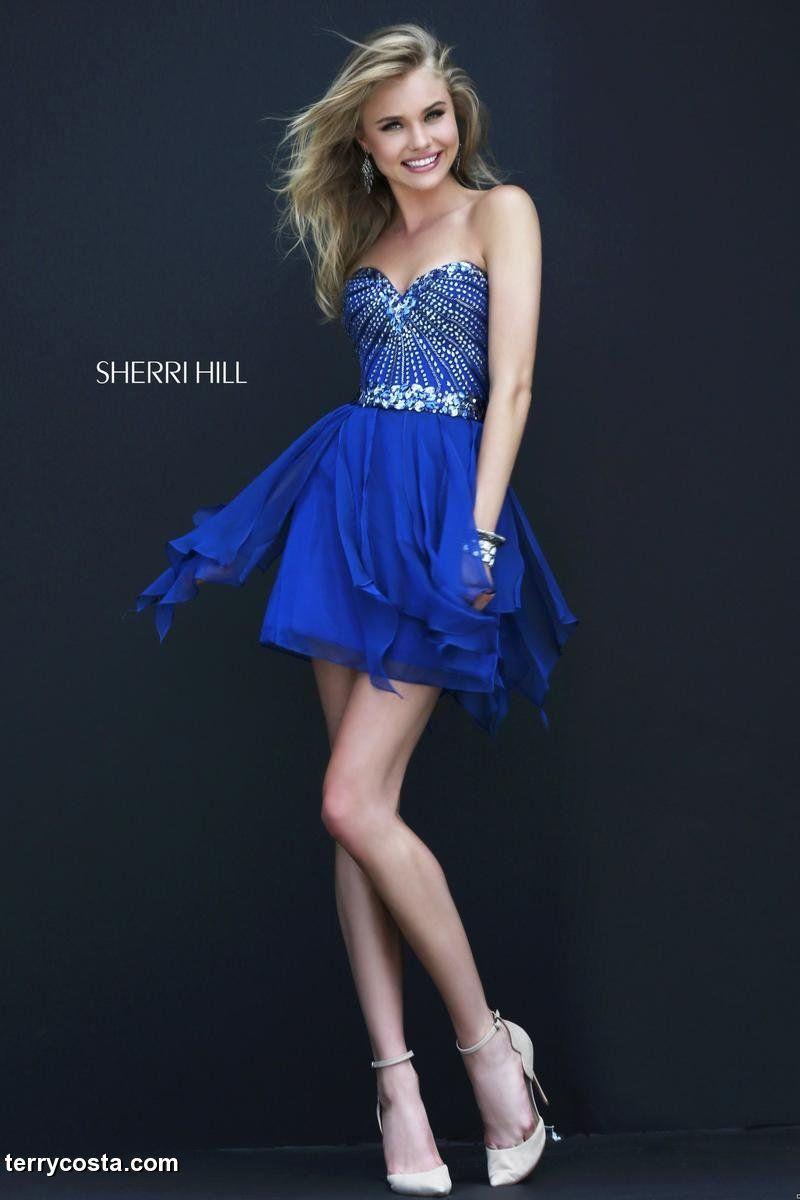 Sherri Hill Dress 1931 | Terry Costa Dallas