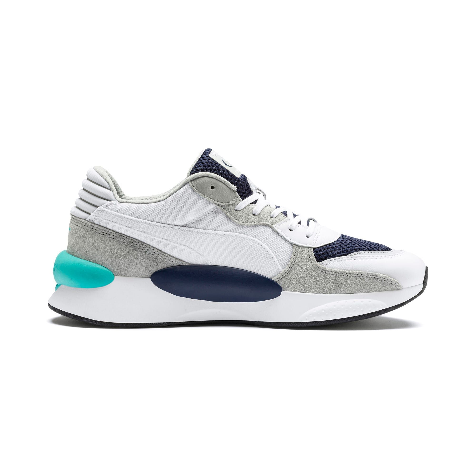 PUMA RS 9.8 Cosmic Trainers in White/Peacoat size 10.5 | Air ...