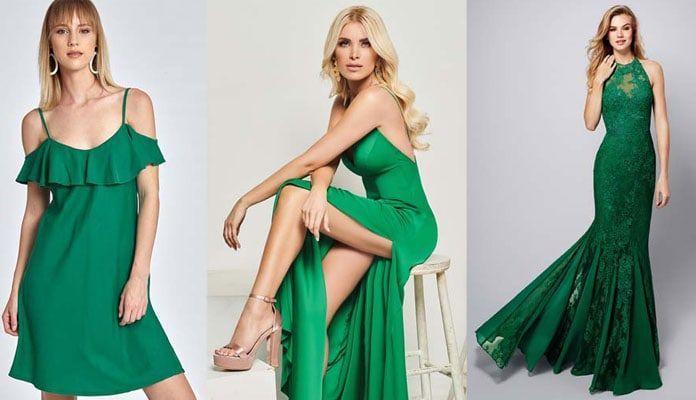 d92ad827b677 Δείτε μια συλλογή με εντυπωσιακά καθημερινά ή βραδινά σμαραγδί φορέματα για  αγορά και μάθετε τα στυλιστικά