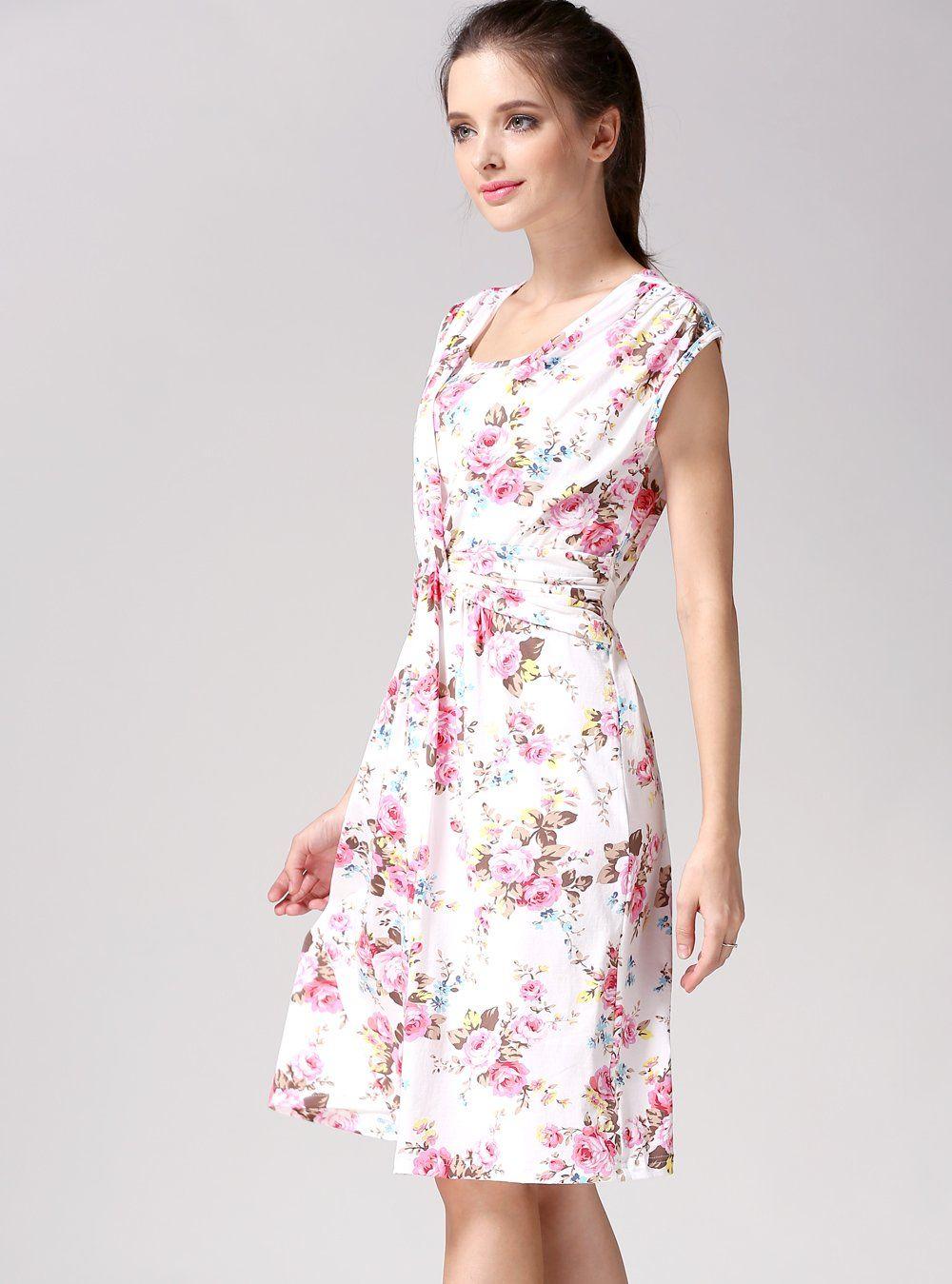fce19ec417221 nursing tops - Emotion Moms Summer Flower Maternity Clothes ...