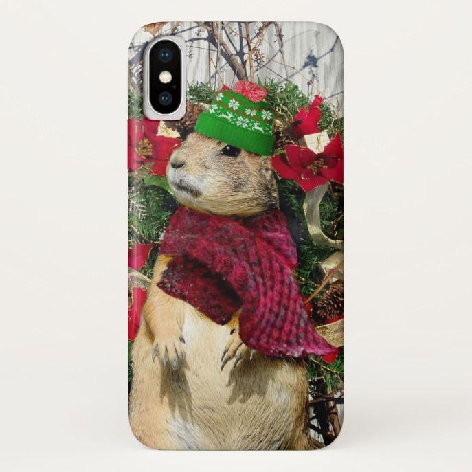 Christmas Prairie Dog Case Mate Iphone Case Christmas Themed Phone