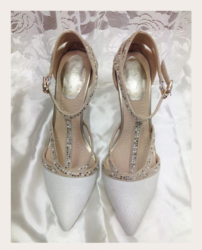 Immagini Scarpe Da Sposa.Pin Su Weeding Shoes