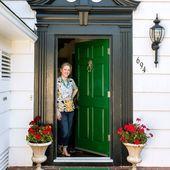 Favorite Front Door & Entry Looks- Favorite Front Door & Ent…