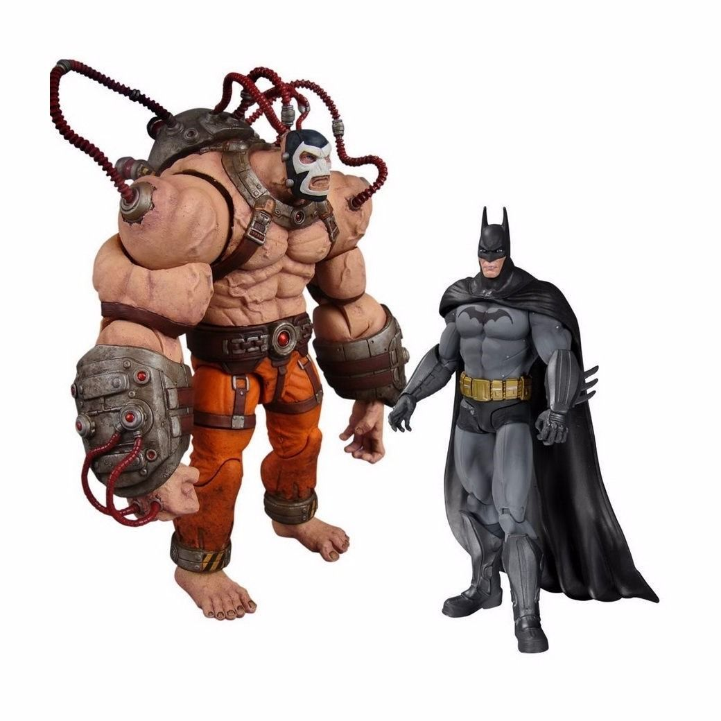 Batman Arkham Asylum - Batman Vs Bane - Lacrado - R$ 349,90 no MercadoLivre