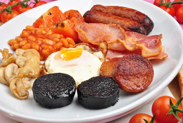 Yummy Irish breakfast!