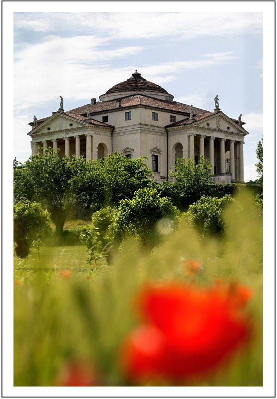 The Villa Capra (Palladio).