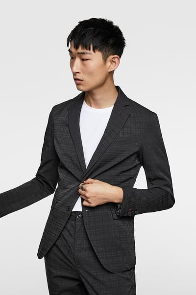 33496cba24 Men's Blazers | Online Sale | ZARA United Kingdom