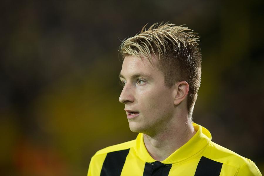 Marco Reus Im Trikot Von Borussia Dortmund Bild 1 Von 72 Borussia Dortmund Marco Reus Dortmund