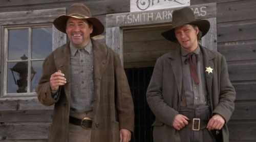 Image result for chris cooper and barry corbin in lonesome dove