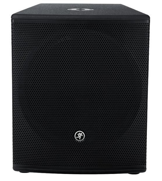Complete Your SRM-centered System with This Powered Sub!Performers in need of affordable, powerful, and portable PA solutions have turned to Mackie's SRM series speakers for years. The SRM450 has attained nearly legendary status, and its worthy successor hit the ground running when it was introduced. If you're ready to complete your powered PA speaker system with a subwoofer, then check out the SRM1801 powered subwoofer. Big and beefy yet lightweight and easy to move, the SRM1801 wil...