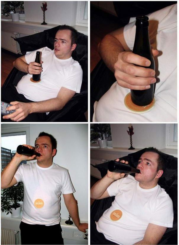 Beer Table Tshirt