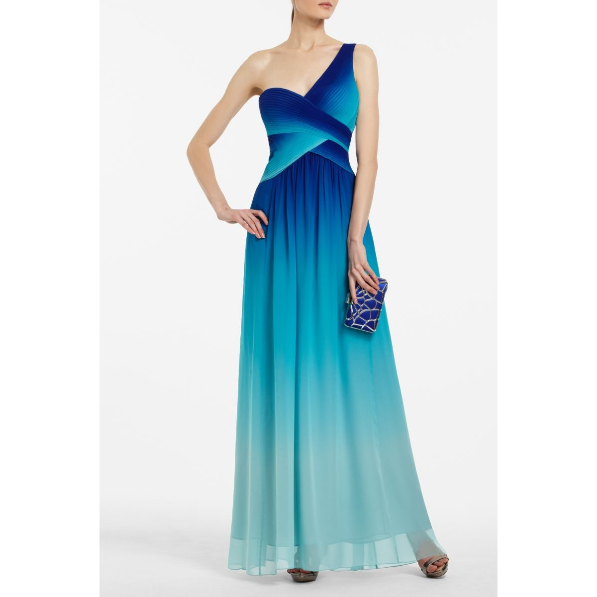 Beautiful dress that would be perfect for a summer wedding or a nice ...