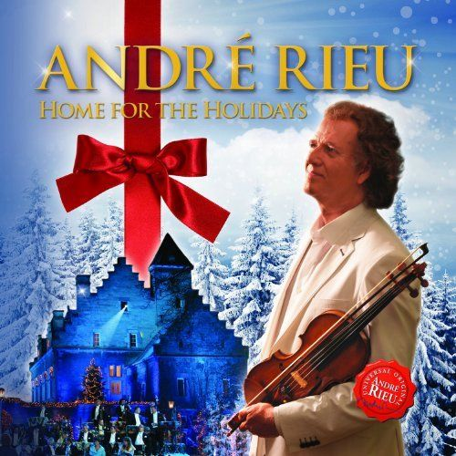Amazon Com Home For The Holidays Andre Rieu Music Holiday
