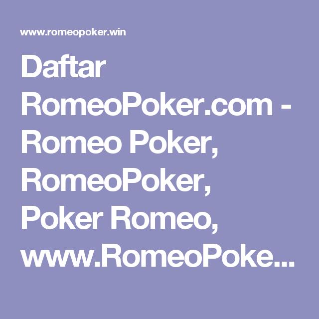 Cara Daftar Kebun Poker