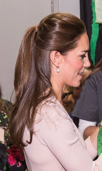 Prince William Tells An Aspiring Hairdresser About Kates Nightmare