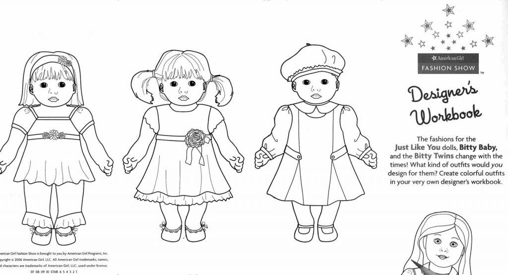 - Coloring.rocks! Baby Coloring Pages, Coloring Pages For Girls, Bitty Baby American  Girl