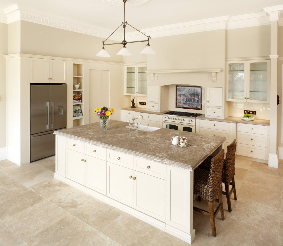 Types Of Floor Tiles For Kitchen: Kitchen Floor Types That Make Homes Look Amazing While