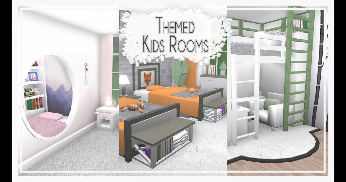 Baby Bloxburg Modern Bedroom Ideas Yt Bloxburg Kids Rooms Themed Room Styles Pt2 Youtube Source Www Youtube Com Froggyhopz Hashtag On Twitter Source Twi