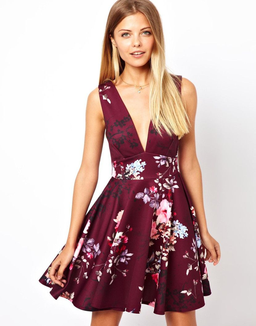 e27dec510460 Going to a (Late) Summer Wedding  Here are 10 Affordable Dresses To ...