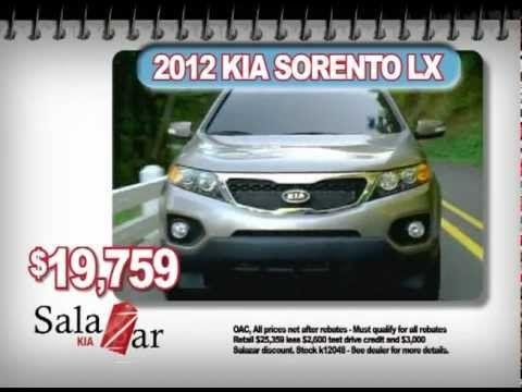 Salazar Kia Commercial   Salazar Kia Is Proud To Be The Select Phoenix,  Arizona Area Kia Dealer. Located In Avondale, We Provide Kia Vehicles, ...