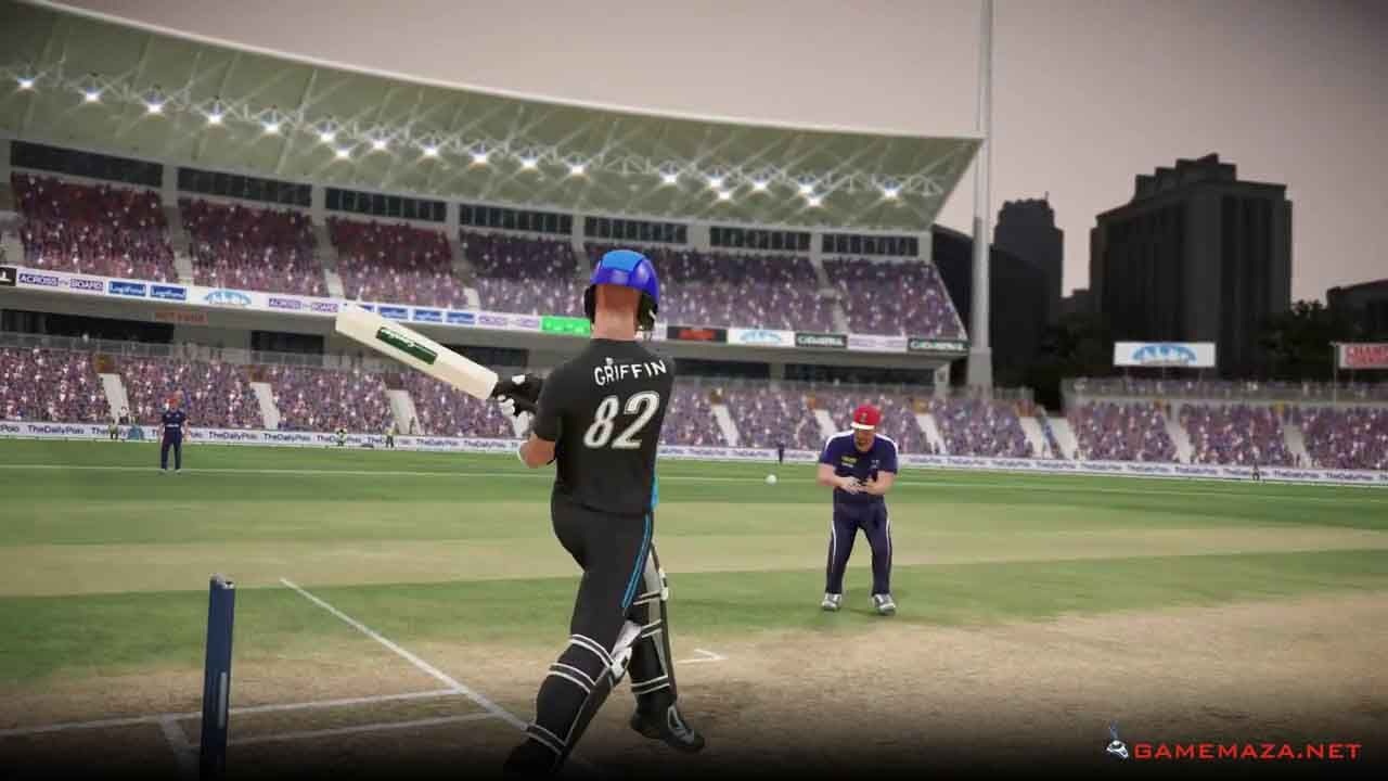 Don Bradman Cricket 17 Gameplay Screenshot 1 Games